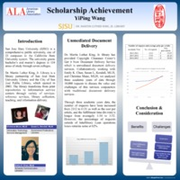 Scholarship Achievement